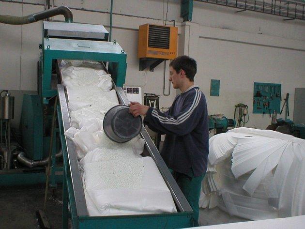 Na modernizaci a zefektivnění výroby mohou přispět také finanční prostředky z Evropské unie.