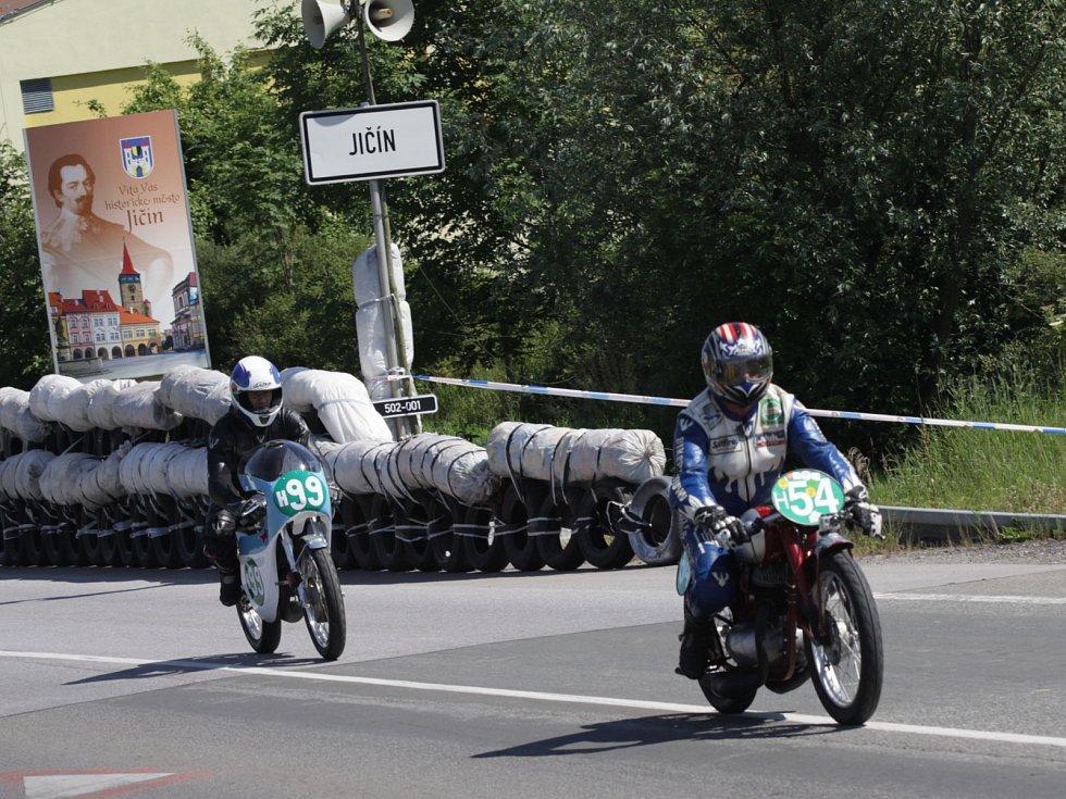 Memoriál Jiřího Koštíře v Jičíně.