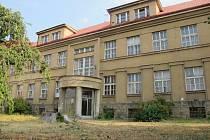 Budova bývalé interny jičínské nemocnice.