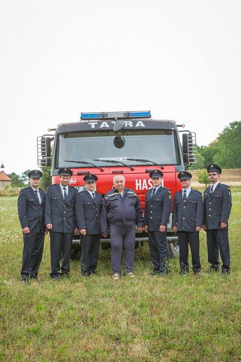Valdičtí hasici.