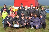 Peckovská hasičská družstva.
