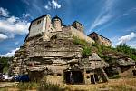 Na hradě Kost archeologové našli pozůstatky varny pivovaru.