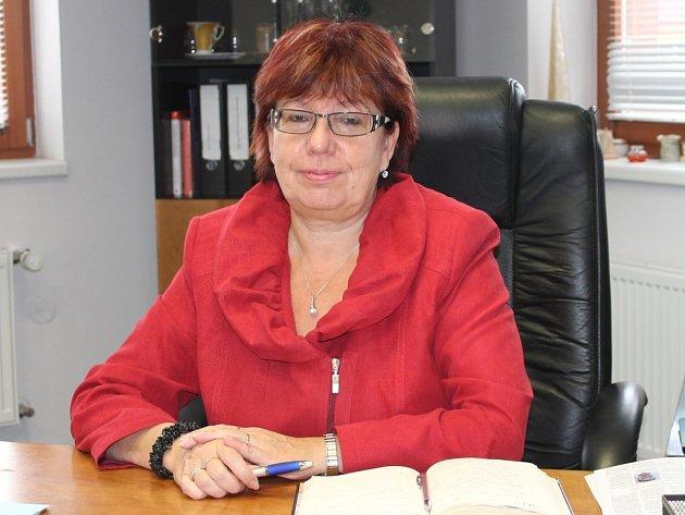 Dana Kracíková.