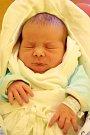 Josef Frűhauf se směje na svět od 8. ledna, kdy se narodil s porodní mírou 51 cm a váhou 3,79 kg šťastným rodičům Květě a Pavlovi Frűhaufovým. Doma v Dobré Védě u Hořic se na bratříčka těšila osmiletá Šárka.