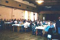 Z výroční schůze novopackého Svazu postižených - ilustrační foto.