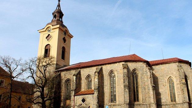 Kostel sv. Ignáce v Jičíně