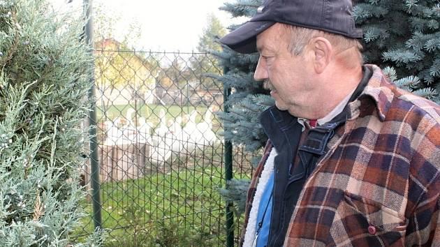 """LADISLAV MAURY je iniciátorem """"husí"""" petice."""