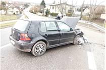 Dopravní nehoda v Miletíně