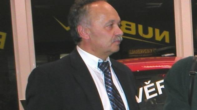 Petr Kebus.