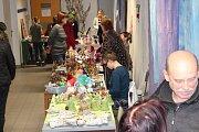 Advent v novopackém domě dětí a mládeže.
