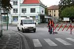 Evropský den bez aut v Lázních Bělohrad.