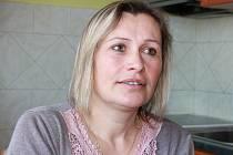 Alena Brixová ze Sobotky.