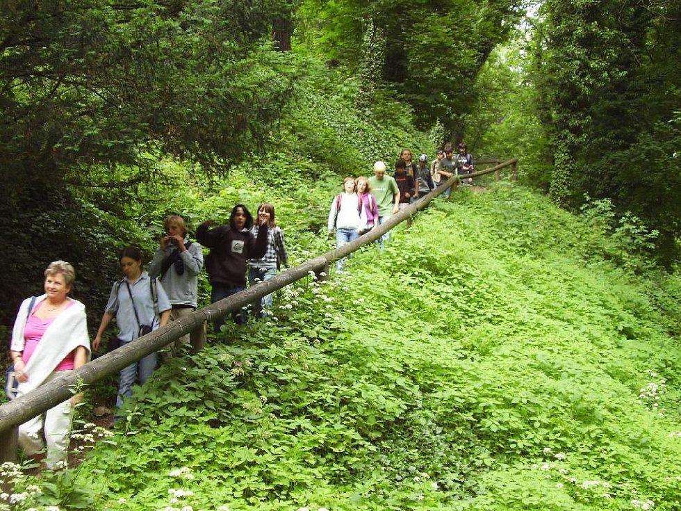 Mladí ekologové z Jičína se účastnili mezinárodního projektu THE GLOBE PROGRAM.
