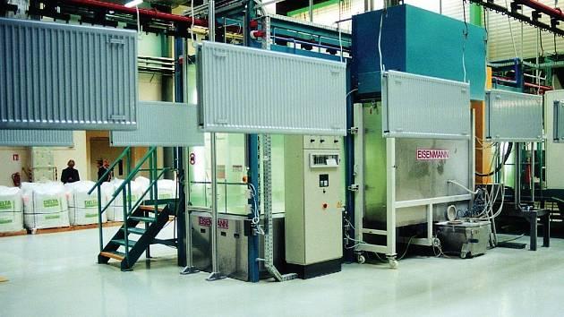 Společnost Korado zvyšuje výrobu radiátorů.