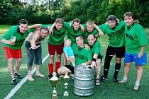 Sud piva udělal členům vítězného Notthoru velkou radost. Za bojovnost si takovou odměnu rozhodně zasloužili.