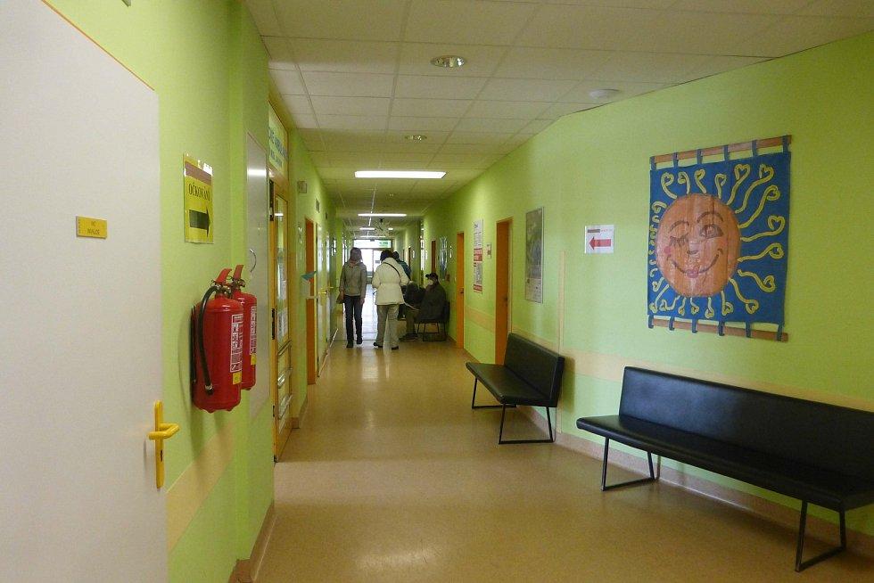 Očkování v jičínské nemocnici