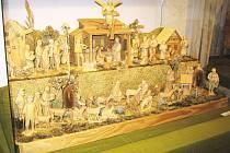 Suchardův dům zdobí dvacítka betlémů