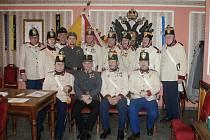 Plukovní den železnické historické vojenské jednotky.