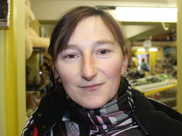 Lucie Knapová.