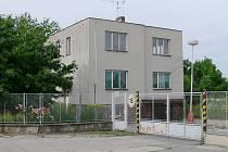 Dům ve Šturmově ulici.