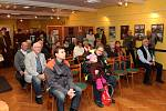 Předvánoční výstava novopackého fotoklubu