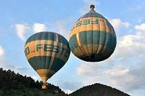 Balóny firmy firmy Festo.