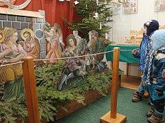 Bělohradská vánoční výstava betlémů.