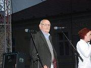 Režisér Václav Vorlíček hovořil o vztahu k pohádkám.