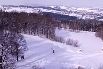 Pohled z Tábora.