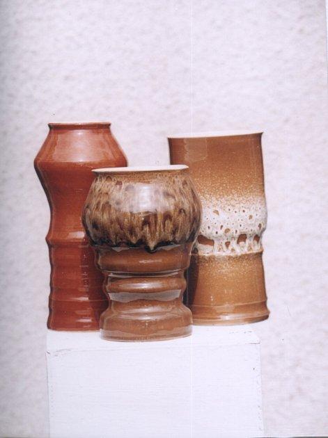 Keramika Josefa Bucka.
