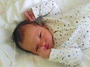 VOJTA ŠVEDA se na svoje rodiče Šárku a Martina Švedovi poprvé usmál 8. srpna, kdy se narodil s porodní váhou 3,94 kg a mírou  52 cm. Rodina bydlí v Mladějově.