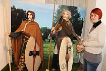Jičínská výstava o keltské kultuře.