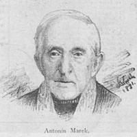 Antonín Marek.