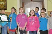 Vánoční koncertování ve Slatinách