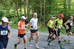 Maraton Českým rájem.