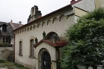 Hořická synagoga.