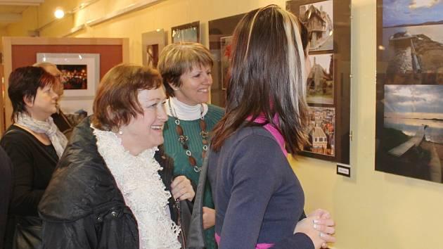 Výstava novopackého fotoklubu.