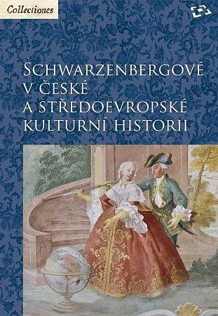 Kniha ohistorii rodu Schwarzenbergů.