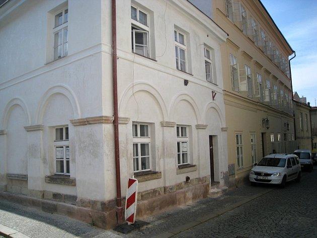 Dům čp. 101vŽidovské ulici.