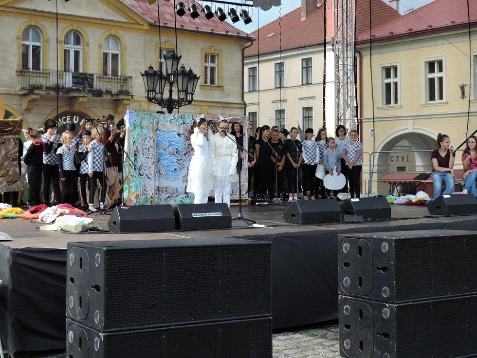 Z pohádkového JIčína.