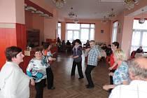 Přátelské setkání seniorů ve Valdicích.
