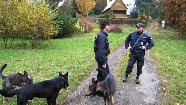 Policisté se před zimou zaměřili na kontrolu chat a chalup.