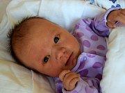 Ellen Chotěborová se narodila 30. března s mírou 46 cm a váhou 3,38 kg. Radují se rodiče Renáta a Tomáš Chotěborovi z Butovsi. Doma už na sestřičku čekají sourozenci Stela a Tomáš.