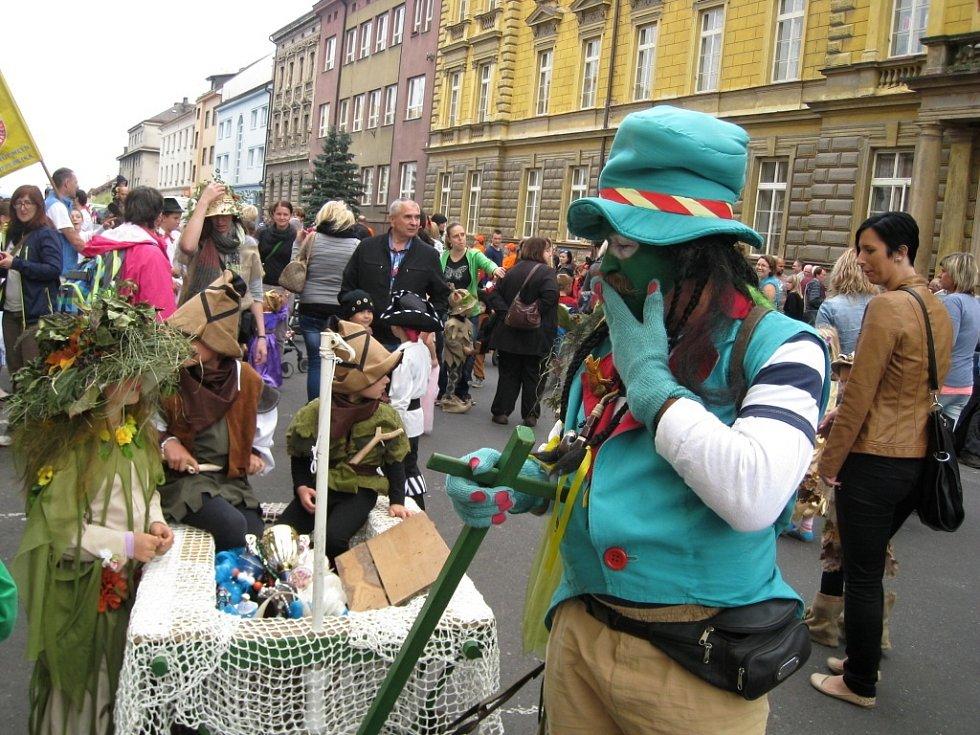 Zahájení festivalu Jičín - město pohádky.