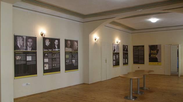 V jičínské Židovské škole otevřeli novou výstavu.
