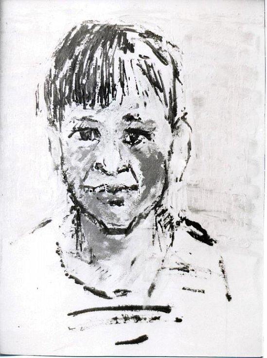 Portrétní tvorba Františka Škody.