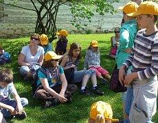 Ze soutěže Zlatá včela v Běcharech.