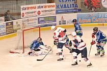 Utkání HC Jičín - HC Hronov.