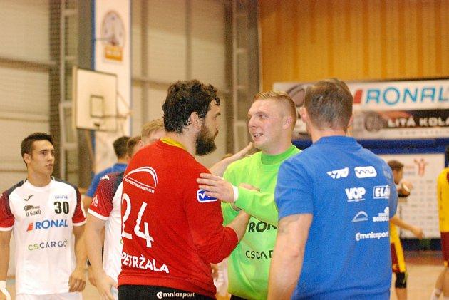 Jičín doma těsně prohrál s pražskoun Duklou.