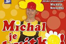 Nový pořad Michala Nesvadby.